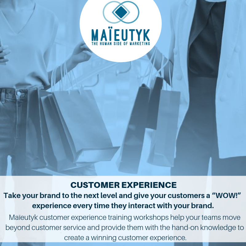 customer experience training