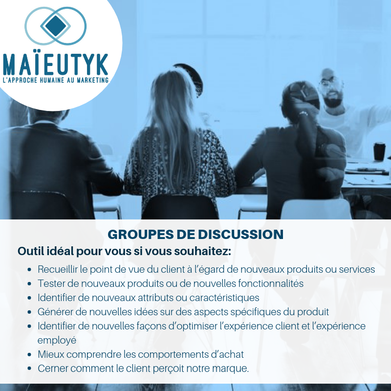 groupes de discussion